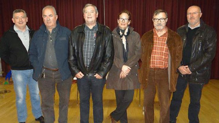 Le conseil d'administration s'est réuni pour nommer Michèle Lesage à la présidence.